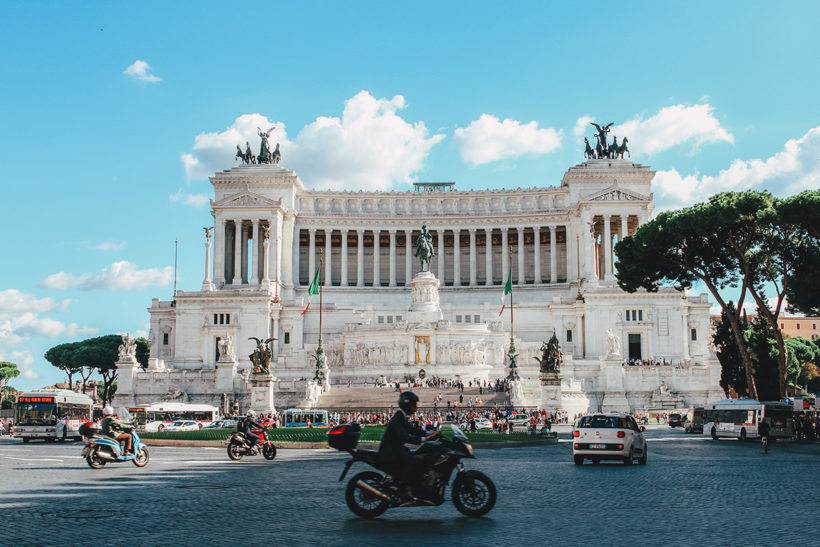 IndoEuropean Travels Europe 102 Italy Rome