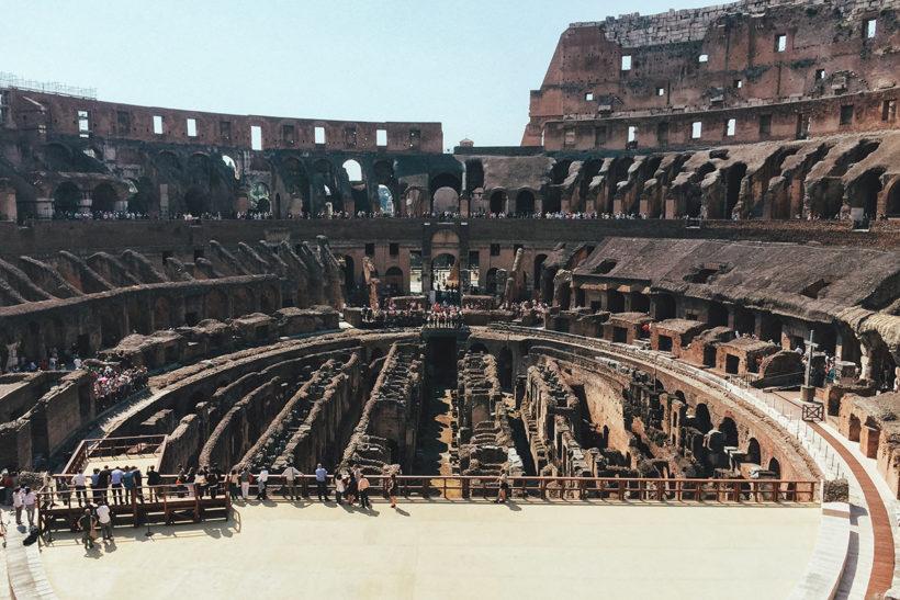 IndoEuropean Travels Europe 103 Italy Rome
