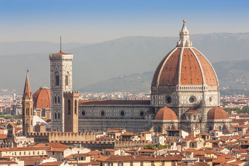 IndoEuropean Travels Europe 104 Italy Florence Firenze