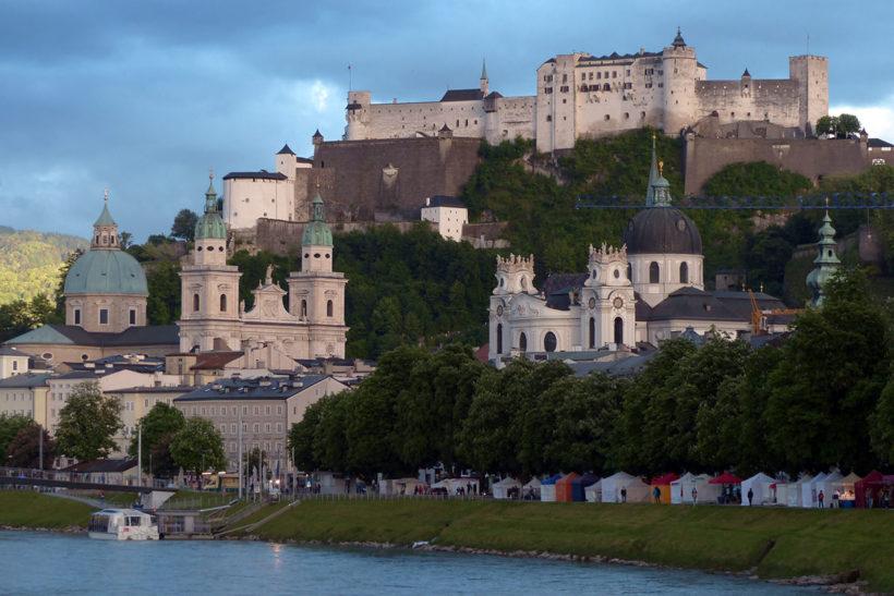 IndoEuropean Travels Europe 10 AUSTRIA Salzburg