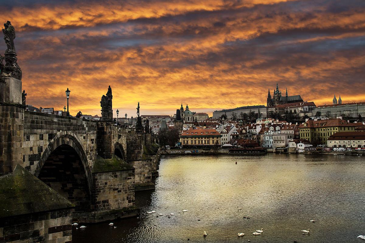 IndoEuropean Travels Europe 110 CZECH REPUBLIC Prague