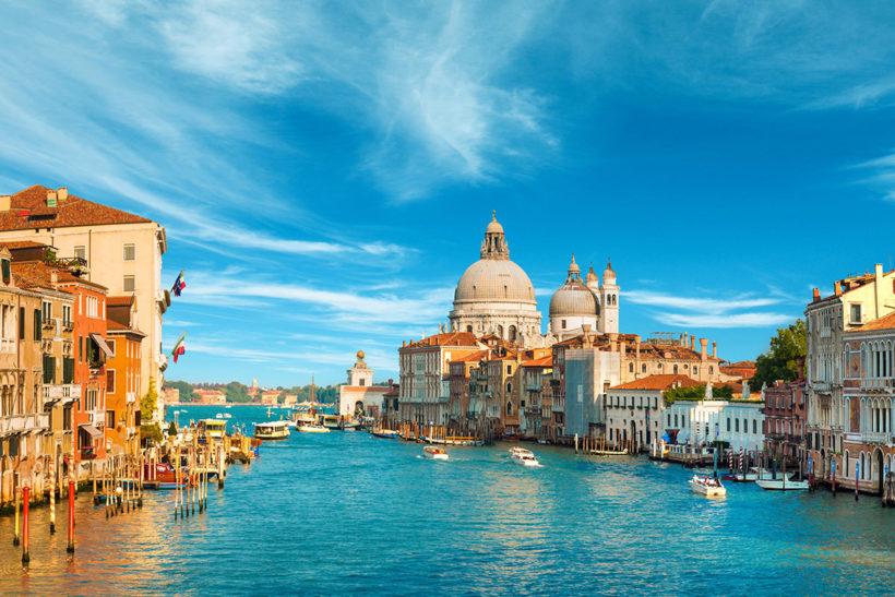 IndoEuropean Travels Europe 12 ITALY Venice