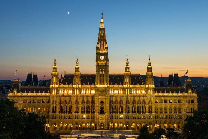 IndoEuropean Travels Europe 2 AUSTRIA Vienna