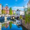 IndoEuropean Travels Europe 36 SLOVENIA Ljubljana City