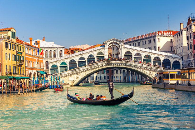 IndoEuropean Travels Europe 3 ITALY Venice