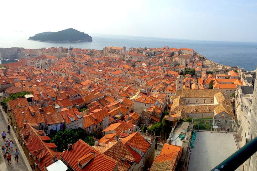 IndoEuropean Travels Europe 44 CROATIA Dubrovnik