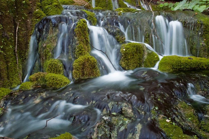 IndoEuropean Travels Europe 48 CROATIA Plitvice Lakes National Park