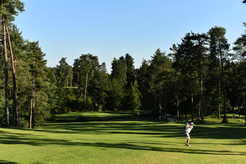 IndoEuropean Travels Europe 59 SLOVENIA Arboretum Golf Course