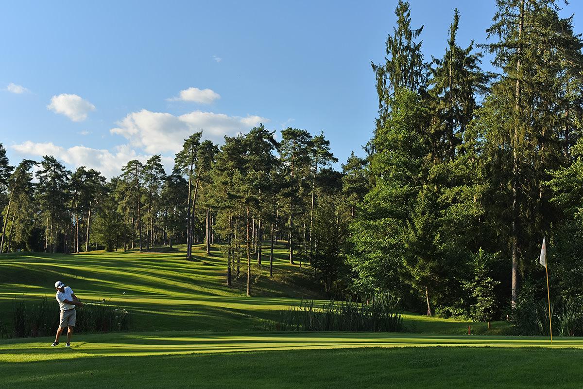 IndoEuropean Travels Europe 60 SLOVENIA Arboretum Golf Course