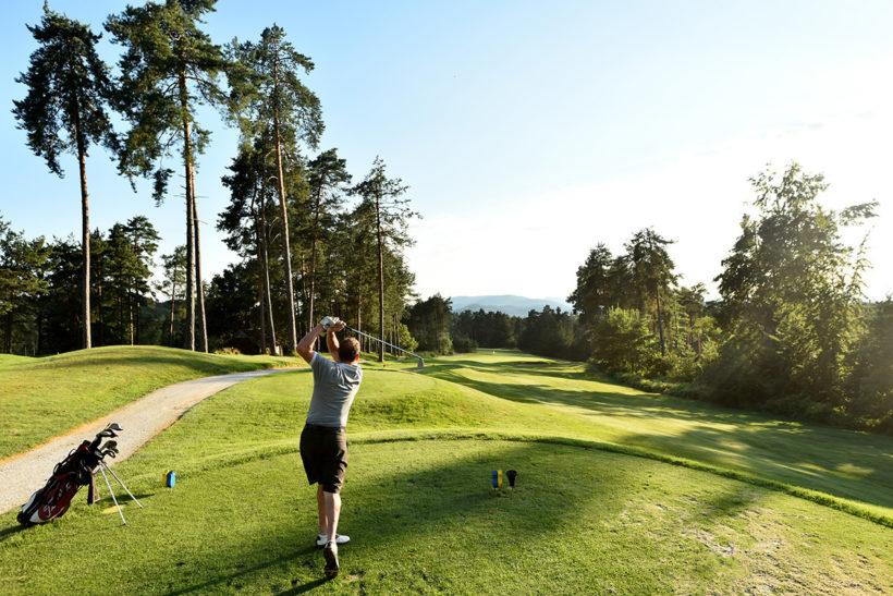 IndoEuropean Travels Europe 61 SLOVENIA Arboretum Golf Course