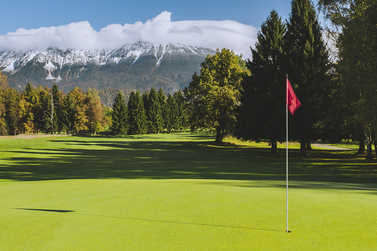 IndoEuropean Travels Europe 62 SLOVENIA Bled Royal Golf Course
