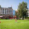 IndoEuropean Travels Europe 63 SLOVENIA Hotel Livada Golf Course