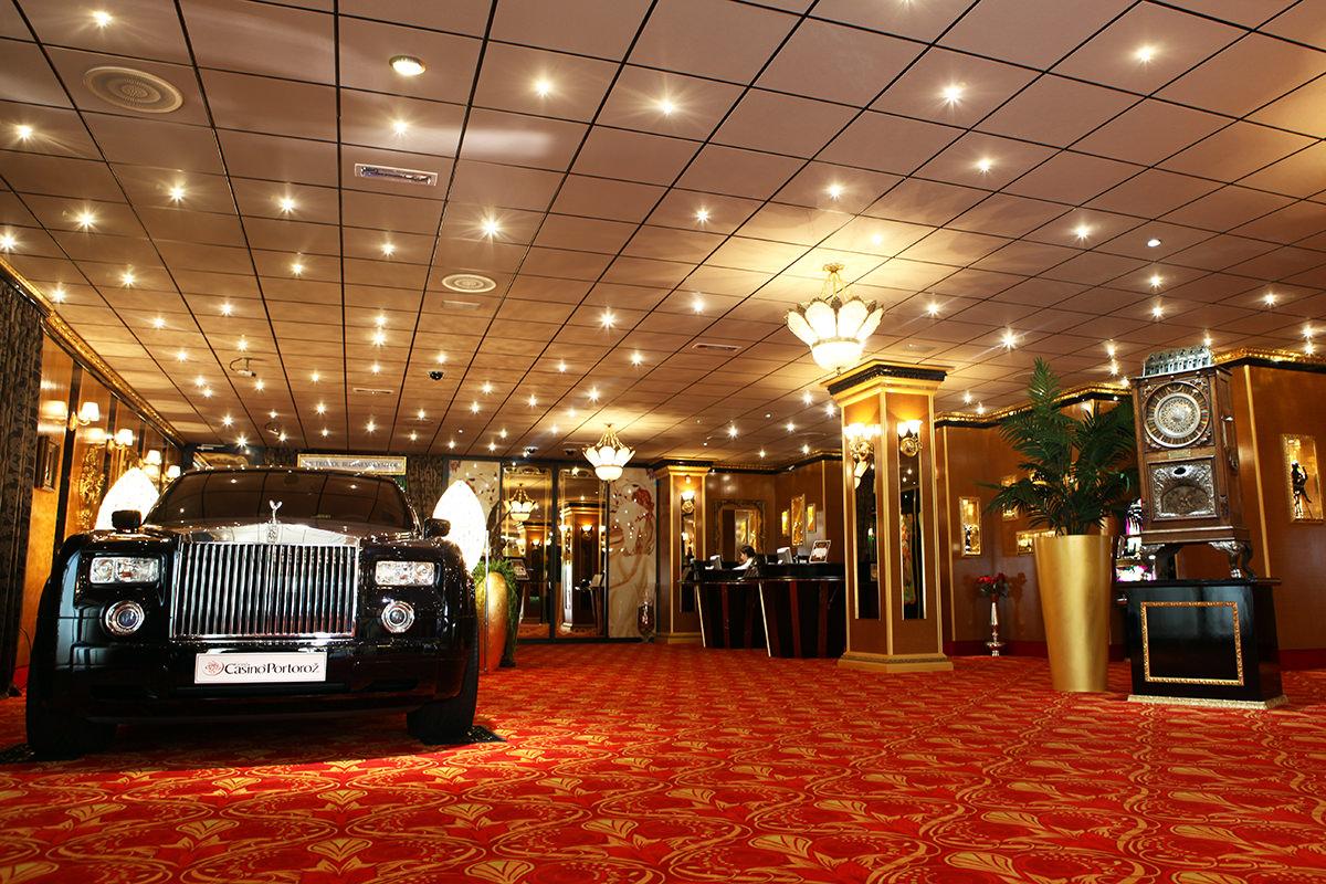 IndoEuropean Travels Europe 68 Slovenia Casino Portoroz