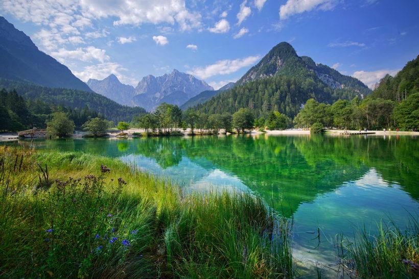 IndoEuropean Travels Europe 70 SLOVENIA Kranjska Gora