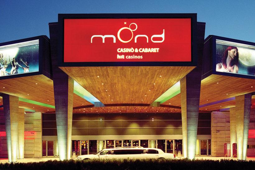 IndoEuropean Travels Europe 73 Slovenia Mond Casino