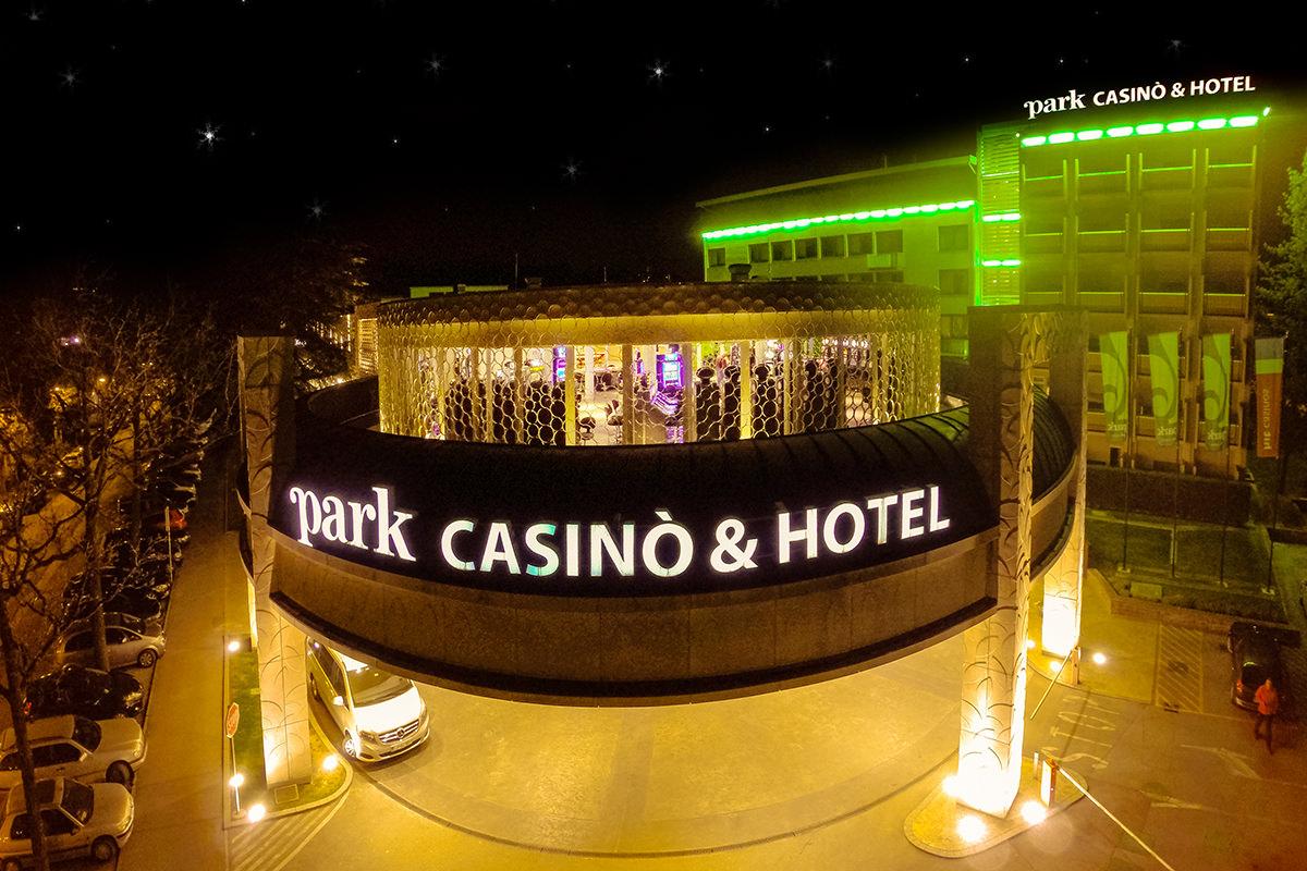 IndoEuropean Travels Europe 74 Slovenia Park Casino