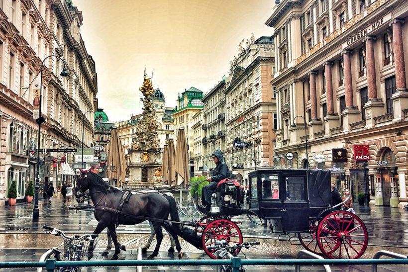 IndoEuropean Travels Europe 7 Austria Vienna
