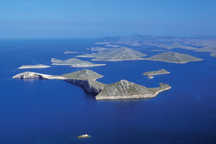 IndoEuropean Travels Europe 80 Croatia Kornati