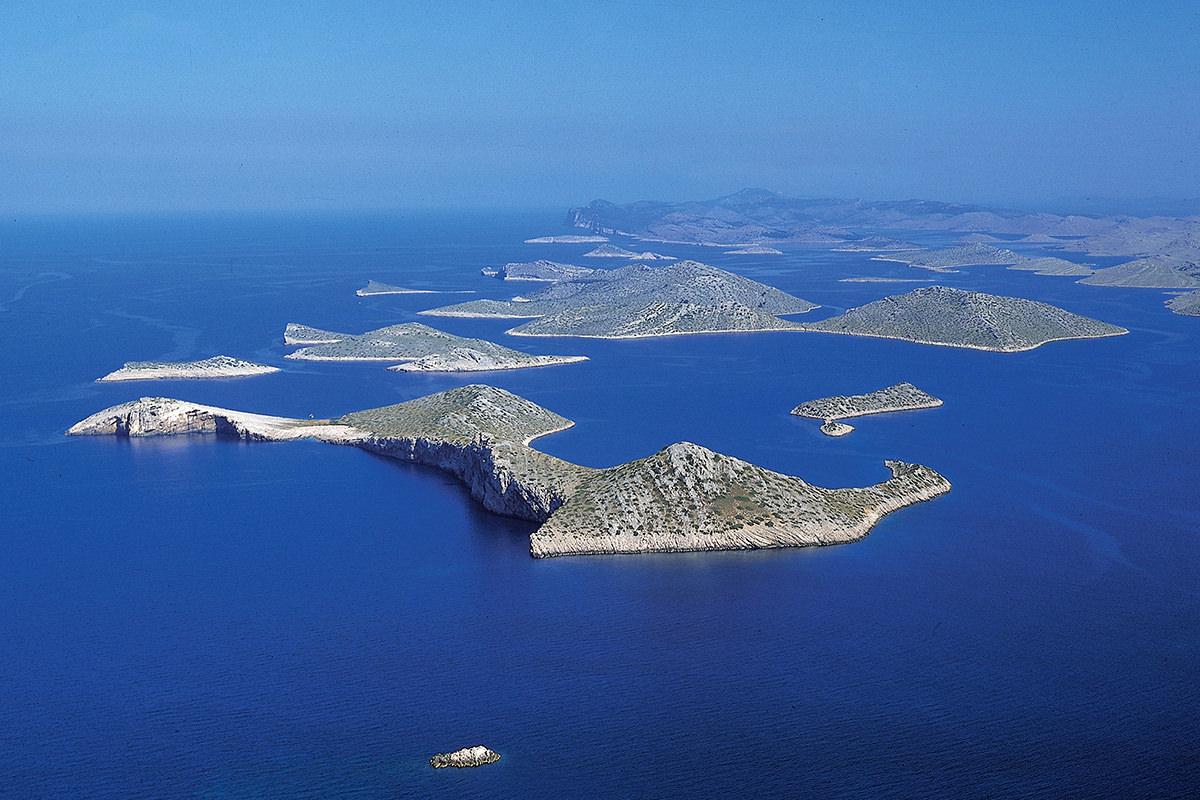 IndoEuropean Travels Europe 80 Croatia Kornati