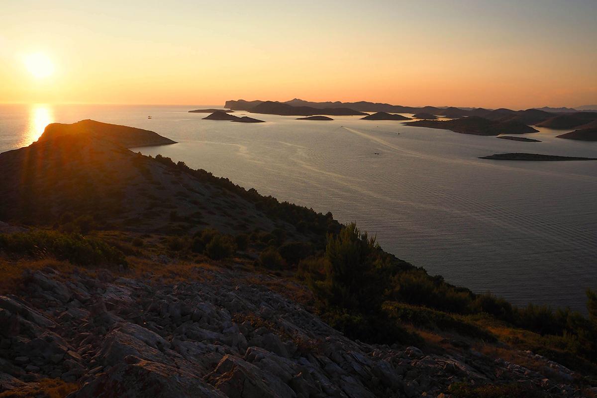 IndoEuropean Travels Europe 81 Croatia Kornati