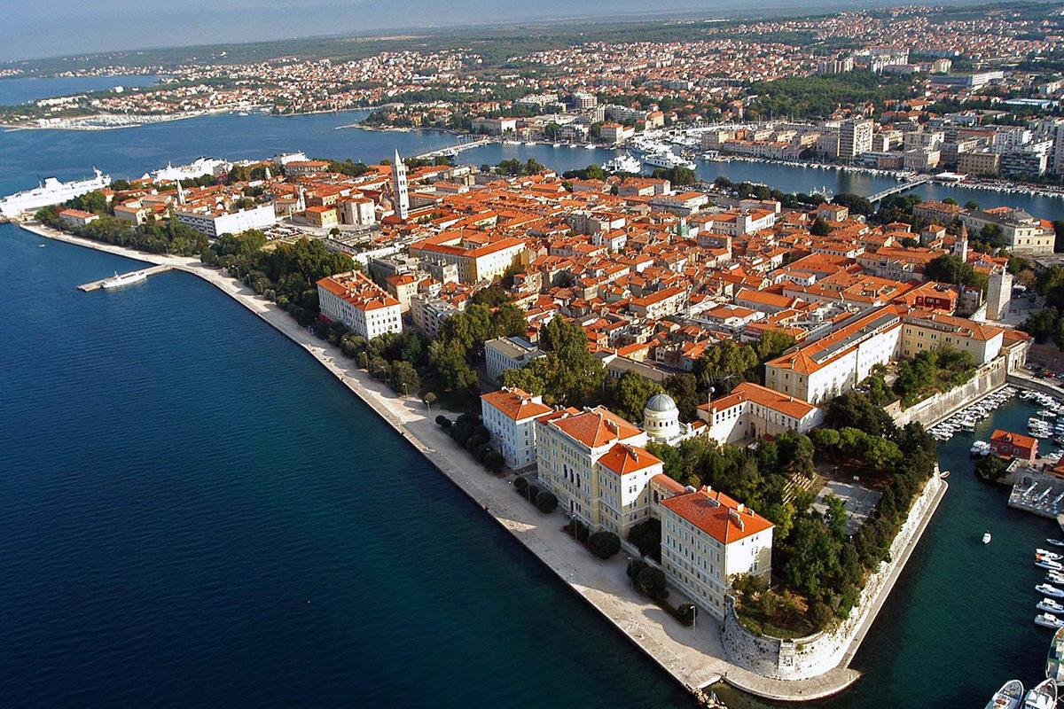 IndoEuropean Travels Europe 89 CROATIA Zadar